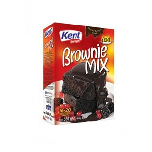 Kent Boringer Brownie Mix 550 Gr