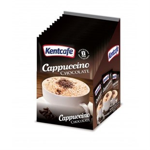 Kentcafe Cappuccino Chocolate 12,5 Gr 12 li